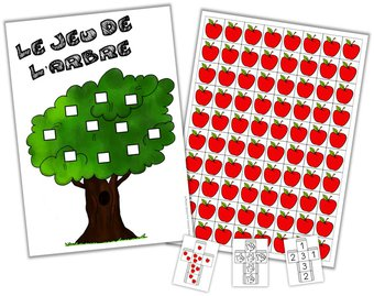 Image de Cycle 1 – Le jeu de l'arbre