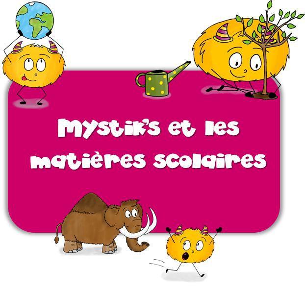 Dessins Mystik S Et Les Matières Scolaires Par Mysticlolly