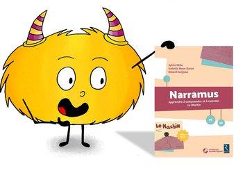 Image de J'ai testé pour vous – Narramus : apprendre à comprendre et à raconter Le Machin