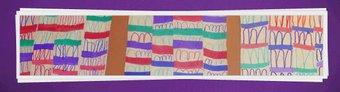 Image de Graphisme / Motricité fine – Ronds, lignes, collage et ponts