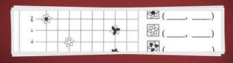 Image de Séquence Géométrie CP – Repérage sur quadrillage