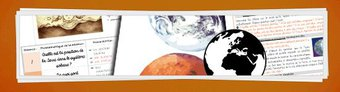 Image de [Sciences – Cycle 3] Séquence complète : La planète Terre