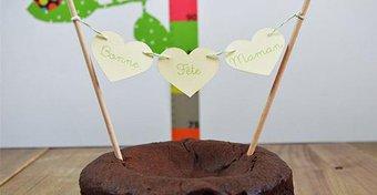 Image de Gâteau pour la fête des mères
