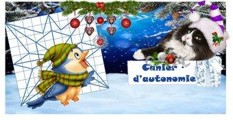 Image de Activités autonomes autour de Noël