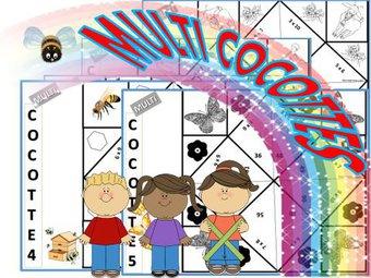 Image de Réviser les tables de multiplication : les multicocottes