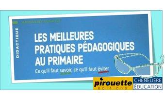 Image de Les meilleures pratiques pédagogiques au primaire