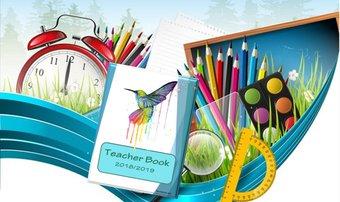 Image de Teacher Book 2018/2019 et programmations