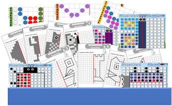 Image de Geometrie : ateliers symétrie et exercices
