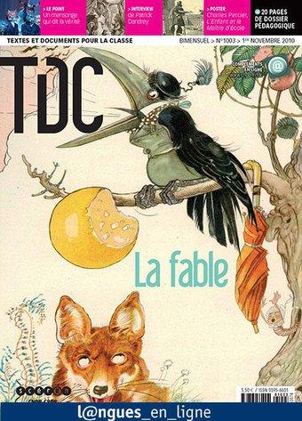 Image de La fable à travers les siècles (français langue seconde, langue étrangère B1-B2)