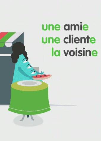 Image de Le féminin du nom (1/2) - Les animations des Fondamentaux