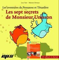 Image de Un album à danser : les sept secrets de Monsieur Unisson [album + livret]