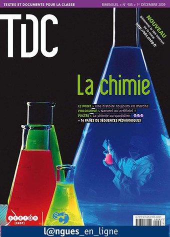 Image de Expérience de chimie en allemand (allemand A2-B1)