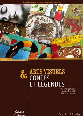 Image de Arts visuels & contes et légendes