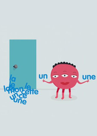 Image de Le genre du nom : féminin et masculin - Les animations des Fondamentaux