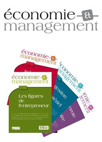 Image de Économie et management