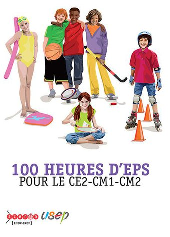 Image de 100 heures d'EPS pour le CE2-CM1-CM2