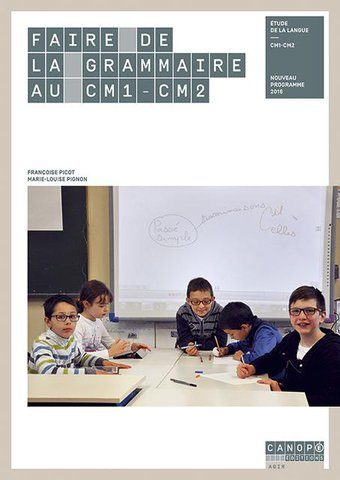 Image de Faire de la grammaire au CM1-CM2