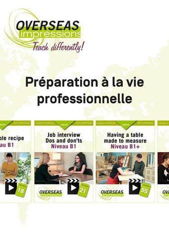 Image de Overseas Impressions - Préparation à la vie professionnelle