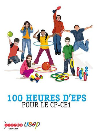 Image de 100 heures d'EPS pour le CP-CE1