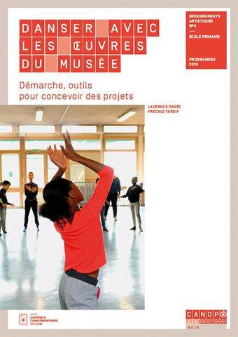 Image de Danser avec les oeuvres du musée