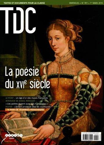 Image de La poésie du XVIe siècle