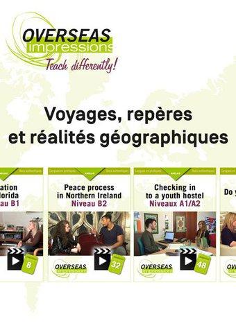 Image de Overseas Impressions - Voyages, repères et réalités géographiques