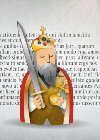 Image de M comme Moyen Age