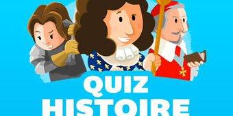 Image de Quiz Histoire CM1