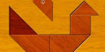 Image de Big Block Tangram Puzzle-Free