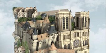 Image de Paris 3D Saga
