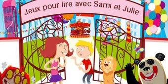 Image de Jeux pour lire avec Sami et Julie