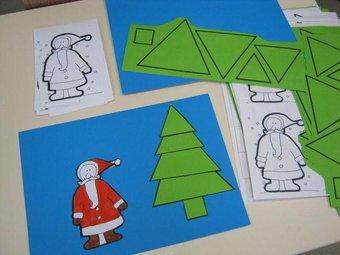 Image de Atelier découpage ...de Noël